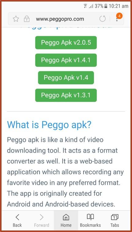 peggo apk download